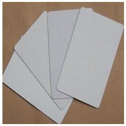 厂家供应感应IC卡 IC白卡印刷 IC白卡批发制造