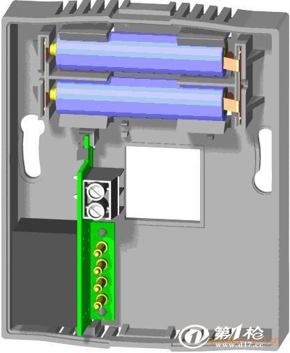安装要求 该温控器必须安装在常温环境