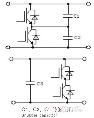 igbt半桥焊机电路图