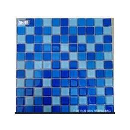 水晶玻璃<em>马赛克</em> <em>热</em><em>熔</em>水晶<em>马赛克</em> 游泳池 卫生间 鱼池