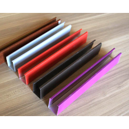 铝方通型材铝方通木纹铝方通 弧形铝方通 乐斯尔品牌铝方通厂家