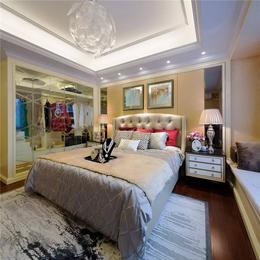 豪华世纪风情高层卧室装饰设计
