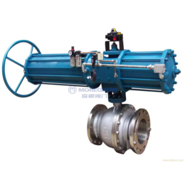气动固定式球阀Q647F