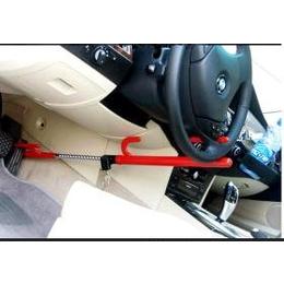 防盗银狼328方向盘防盗锁 安全锁方向盘锁 汽车安全车锁厂家直销