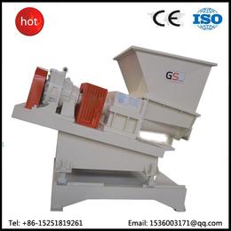 南京广塑GS 100 配密炼机的色母粒 电缆料专用锥双喂料机