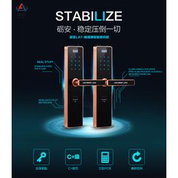 厂家直销砺安LA12密码锁C级空转锁芯