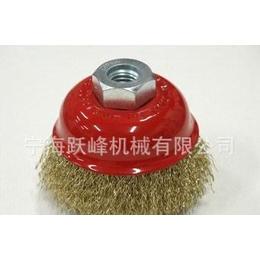 专业提供各种钢丝刷-曲丝碗形刷-螺碗