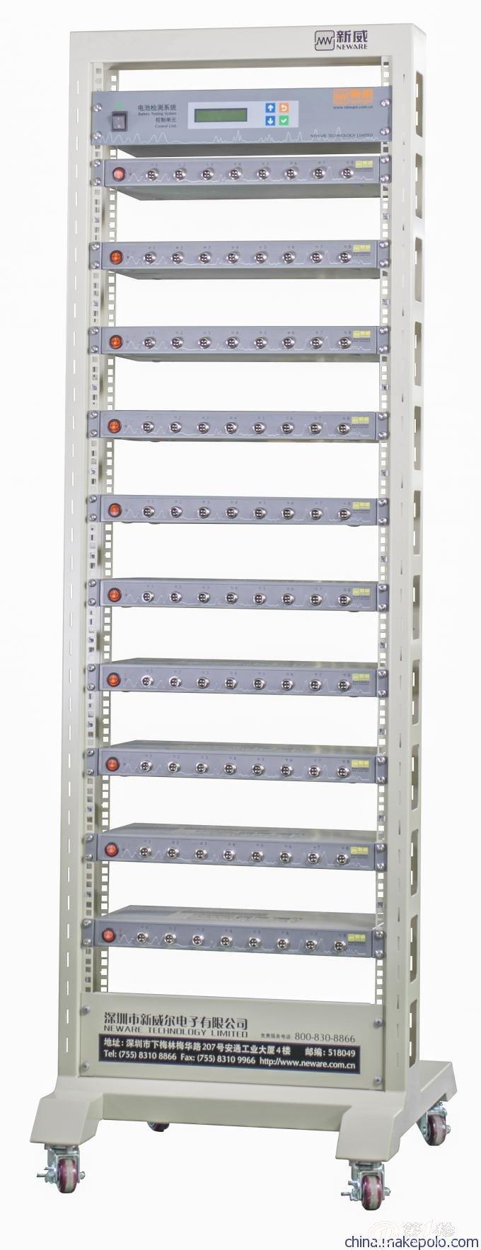 热销新威电池循环寿命检测老化柜 锂电池充放电测试仪
