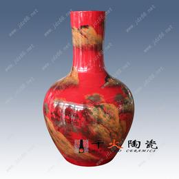 外地的朋友结婚送一对喜庆红色花瓶好吗