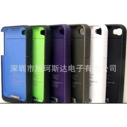 苹果4/4S 背夹<em>电池</em>1900mAh <em>备用</em><em>电池</em> 移动电源 深圳手机配件批发