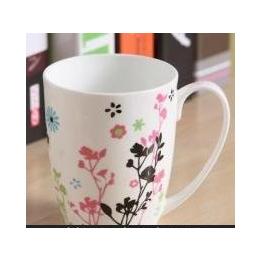 简约<em>杯子</em><em>大</em>容量<em>马克</em>杯 骨瓷杯创意水杯<em>陶瓷</em>杯 咖啡杯茶杯牛奶杯