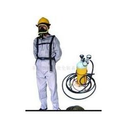 消防防护长管呼吸器蓄电池蓄电池式电动送风长管呼吸器/化工作业