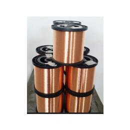 厂家供应优质无氧环保0.8mm裸铜线、裸铜、紫铜线、裸铜丝