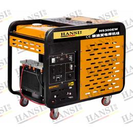 300A焊机能发电实物图及价格
