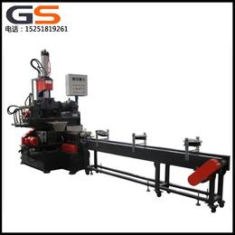 南京广塑GS-35厂家直销高产量双螺杆实验室小型造粒机设备