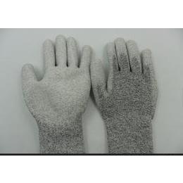 迪尼玛浸乳胶手套 HHPE耐磨防割手套 防撕裂手套