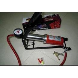 脚踏充气筒 打起筒 单管液压 便携式 充气筒