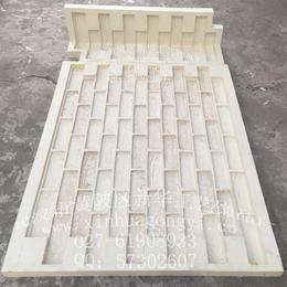 文化石模具 武汉人造鹅卵石拼板仿古砖模具