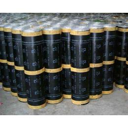 厂家直销聚酯胎3mm<em>防水材料</em> 热卖SBS改性沥青防水卷材铺设