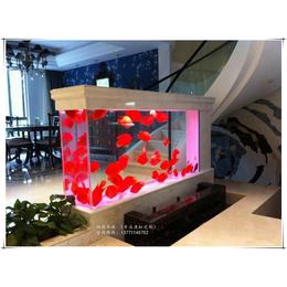 无锡鱼缸维修专业鱼缸搬运布景清洗鱼缸水族箱清理