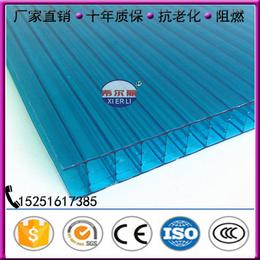 蚌埠供应抗老化双层阳光板三层阳光板四层阳光板全新进口料生产