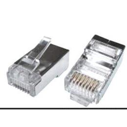 优质 8P8C屏蔽水晶头 水晶头 正在热卖中
