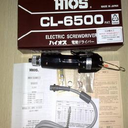 中国代理特价批发日本HIOS电动螺丝刀CL-6500
