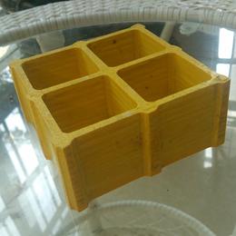 鑫通玻璃钢格栅凹槽标准型