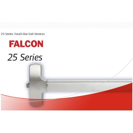 销售UL认证FALCON费尔肯F25系列防火逃生锁