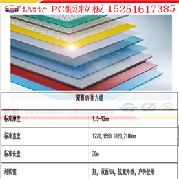 淮北供应高透明PC耐力板 广告灯箱面板专用材料
