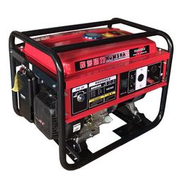 供应悍莎动力5kw单相汽油发电机一秒就能发电的汽油发电机组