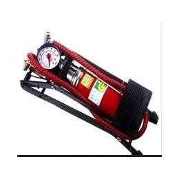 脚踩打气筒/高压打气筒/便携式脚踩打气筒 摩托车打气筒H801A-1