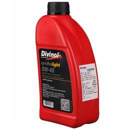 德卫Divinol 0W-40 全合成机油 德国原装进口
