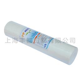 10寸平面PP棉滤芯净水器过滤棉熔喷PP棉滤芯