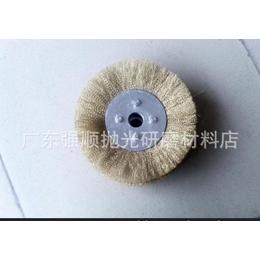 厂家直销优质钢丝轮 铜丝轮