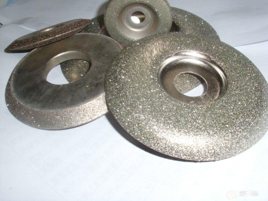 厂家直销金刚石磨盘 用于玻璃 大理石 玉石 金属等