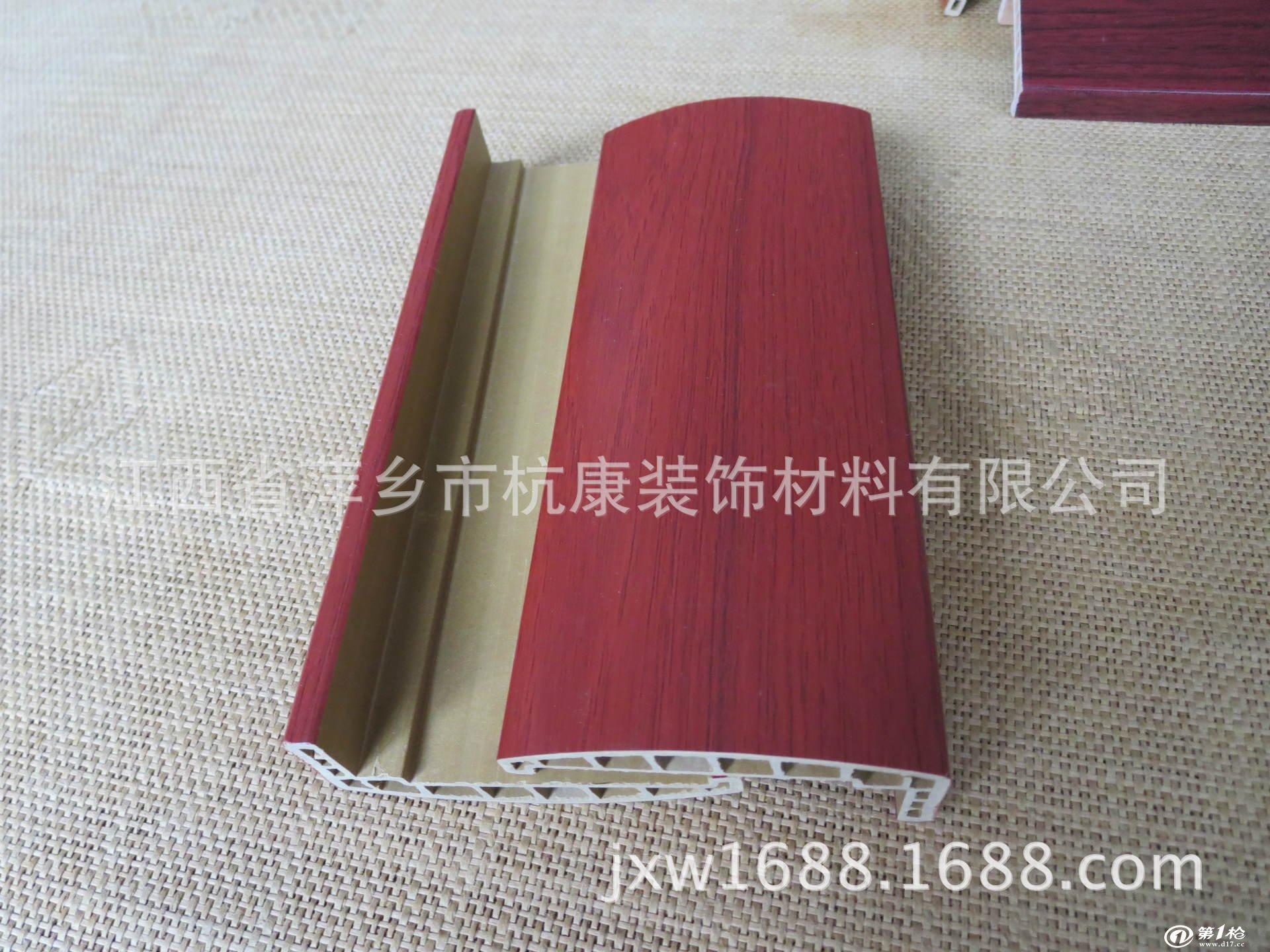 与装饰材料 场地,户外材料 塑木材料 【厂家直销】木塑门套木塑线条