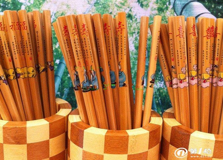 竹筷手工制作大船