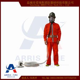 單人自吸式長管呼吸器 自吸式長管呼吸器 長管面具