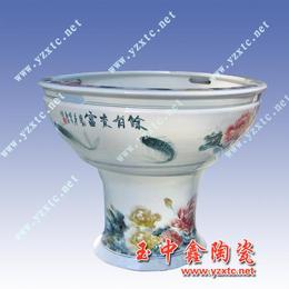 景德镇陶瓷大花盆陶瓷大缸