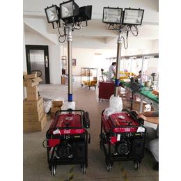 SFW6110B 自动泛光工作灯 2000W移动应急照明车