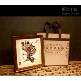 陕西特色文化礼品   皮影  影韵中国