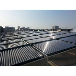 马鞍山太阳能热水工程