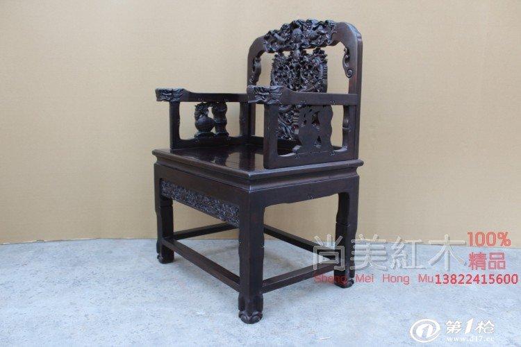 黑檀木中式家具