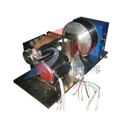 威衡非标定制ZF100n.m磁粉测功机针对大扭矩低转速电机
