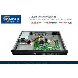 1U网络防火墙主机 CZH-6IK525 工控主机