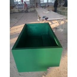 河南玻璃钢制品 厂家异型定制 玻璃钢水池水槽 养鱼池