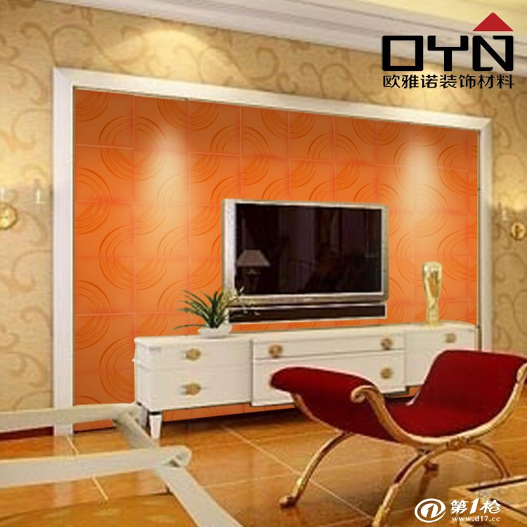 欧雅诺三维板 装饰壁纸 隔音壁纸图片