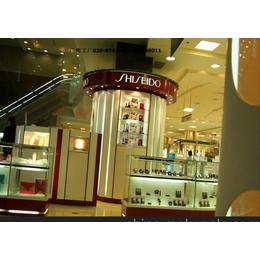 厂家低价订做化妆品展柜珠宝柜等