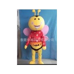 批發卡通人偶服裝 動漫服裝 表演道具蜜蜂縮略圖